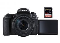 best sd memory cards canon 77d