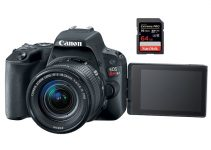 best sd memory cards canon sl2