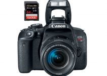 best sd memory cards canon t7i