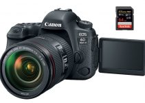 best sd memory cards canon 6d mark-ii