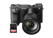 best sd memory cards sony a6500