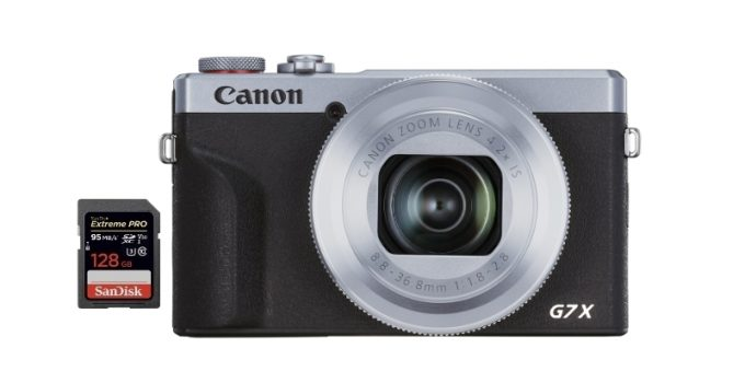 best sd memory cards canon g7x mark iii