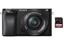 best sd memory cards sony a6100
