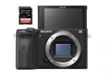 best sd memory cards sony a6600
