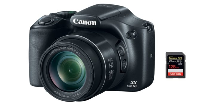best sd memory cards canon sx530