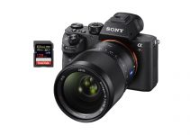 best sd memory cards sony a7rii