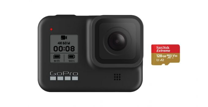best micro sd memory cards gopro 8 black
