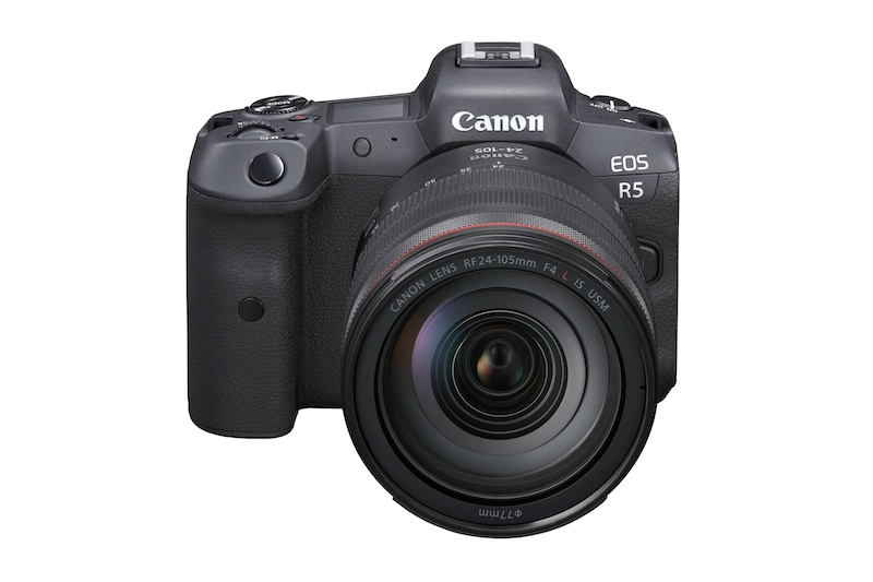 best sd memory cards canon eos r5