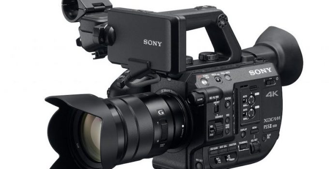 best sd memory cards sony fs5 mark ii